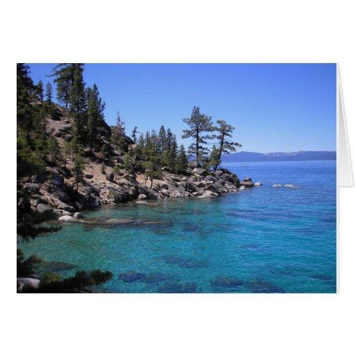 Lake Tahoe Cards