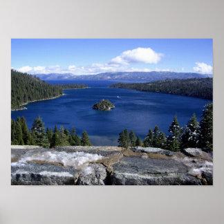 Lake Tahoe Emerald Bay photo print