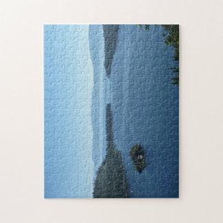 Lake Tahoe Emerald Bay Photo Puzzle Set