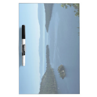 Lake Tahoe Emerald Bay Pic Medium Dry Erase Board