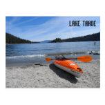 Lake Tahoe- Emerald Bay Postcard