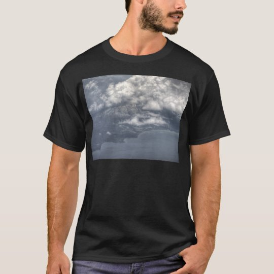 Lake Tahoe From The Sky T-Shirt