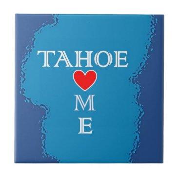 Lake Tahoe Home Ceramic Tile