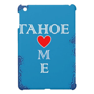 Lake Tahoe Home iPad Mini Covers