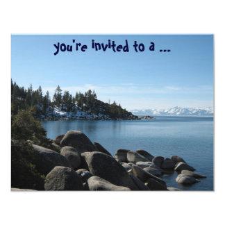 Lake Tahoe House Warming Party! Card