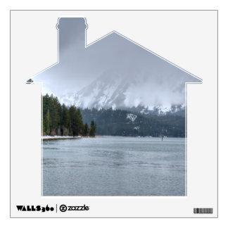 Lake Tahoe III Wall Sticker