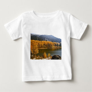Lake Tahoe in the Fall / Winter Landscape T-shirt