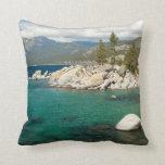 Lake Tahoe Landscape Pillow