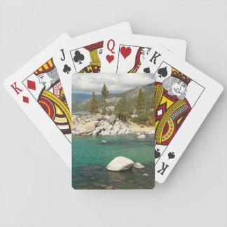 Lake Tahoe Landscape Playing Cards
