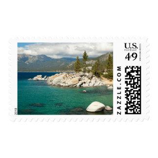 Lake Tahoe Landscape Postage
