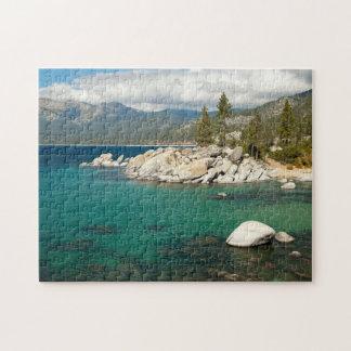 Lake Tahoe Landscape Puzzle