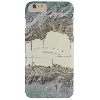 Lake Tahoe map Barely There iPhone 6 Plus Case