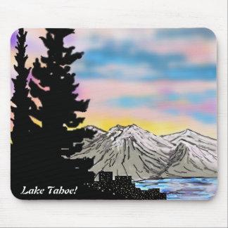 Lake Tahoe (mouse pad) Mousepads