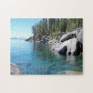 Lake Tahoe - Nevada Jigsaw Puzzle