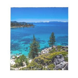 Lake Tahoe Memo Pads