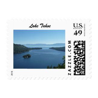 Lake Tahoe Photo Emerald Bay Sheet 20 Stamps