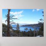 Lake Tahoe Poster/Art