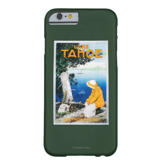 Lake Tahoe Promotional PosterLake Tahoe, CA Barely There iPhone 6 Case