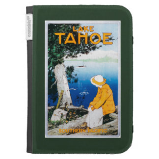 Lake Tahoe Promotional PosterLake Tahoe, CA Cases For Kindle