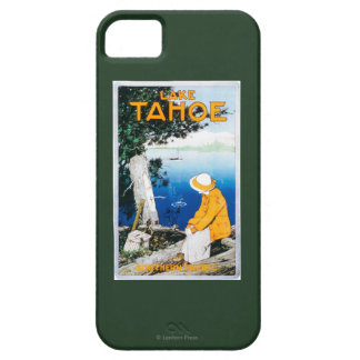 Lake Tahoe Promotional PosterLake Tahoe, CA iPhone 5 Cover