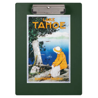 Lake Tahoe Promotional PosterLake Tahoe, CA Clipboards