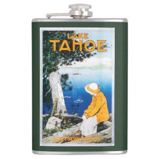 Lake Tahoe Promotional PosterLake Tahoe, CA Flask