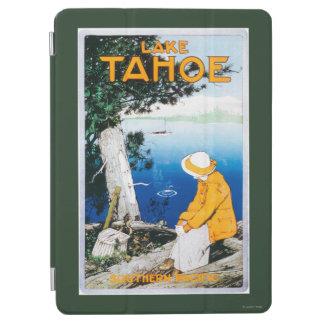 Lake Tahoe Promotional PosterLake Tahoe, CA iPad Air Cover