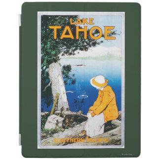 Lake Tahoe Promotional PosterLake Tahoe, CA iPad Cover