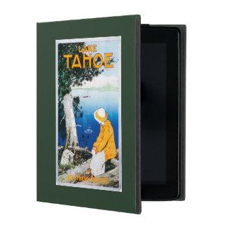 Lake Tahoe Promotional PosterLake Tahoe, CA iPad Covers