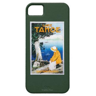 Lake Tahoe Promotional PosterLake Tahoe, CA iPhone SE/5/5s Case