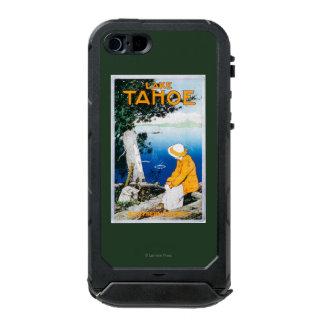 Lake Tahoe Promotional PosterLake Tahoe, CA Waterproof iPhone SE/5/5s Case