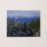 """Lake Tahoe Puzzle<br><div class=""""desc"""">Lake Tahoe lovers,  work this puzzle. Then hang it on a wall.</div>"""