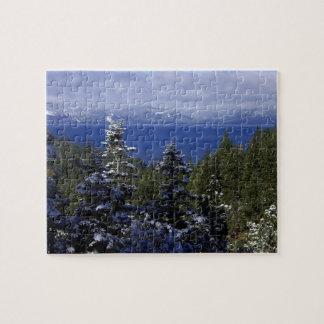 Lake Tahoe Puzzle