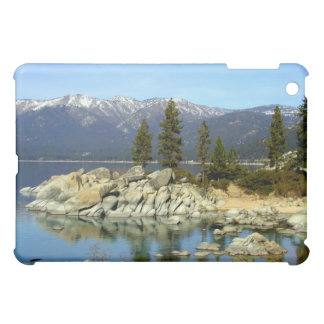 Lake Tahoe Reflection and Range Speck iPad Case