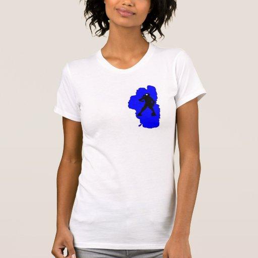 Lake Tahoe Roller Derby T-shirt