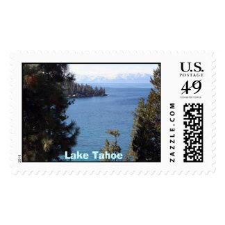 Lake Tahoe Stamp