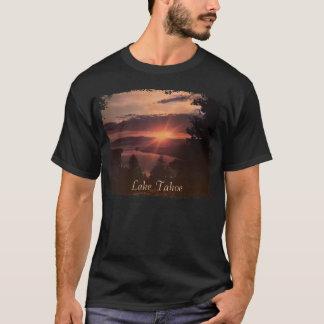 Lake Tahoe Sunrise Men's Shirt