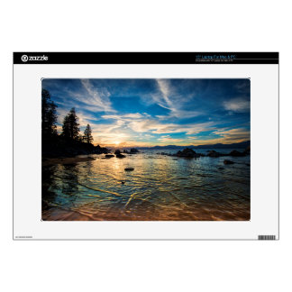 Lake Tahoe Sunset Laptop Skins