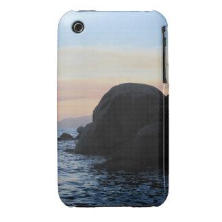 Lake Tahoe Twilight iPhone 3 Case
