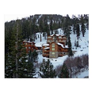 Lake Tahoe Vicinity Postcard