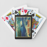 Lake Tahoe Water Skier Poker Cards