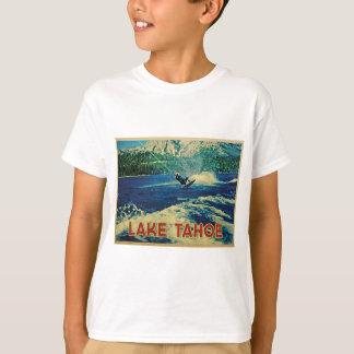 Lake Tahoe Water Skier T-Shirt