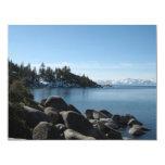 Lake Tahoe Wedding Card