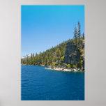 Lake Tahoe West Shore Poster