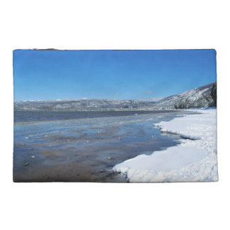 Lake Tahoe Winter Travel Accessory Bag