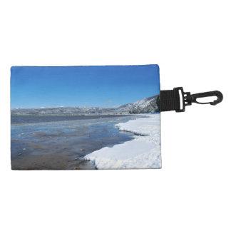 Lake Tahoe Winter Accessory Bag