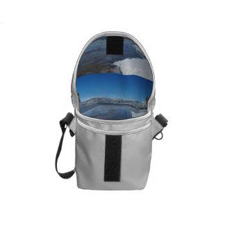 Lake Tahoe Winter Messenger Bags