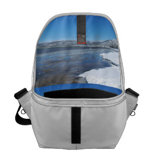 Lake Tahoe Winter Courier Bags