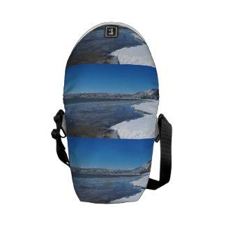 Lake Tahoe Winter Courier Bag