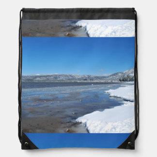 Lake Tahoe Winter Backpacks